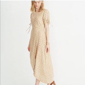 Madewell Blossoming Vines Maxi Dress